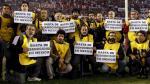 Copa Libertadores 2015: Fotógrafos rechazaron crimen de colega en México - Noticias de desaparecidos