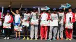 Wilma Arizapana se coronó campeona sudamericana de maratón - Noticias de wilma arizapana