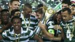 André Carrillo le dio el título de la Supercopa de Portugal al Sporting de Lisboa - Noticias de teofilo gutierrez