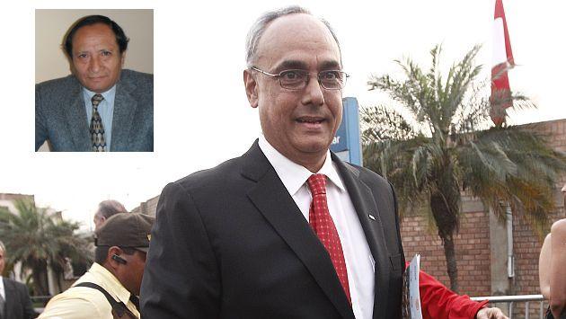 Ex policía Dante Gamarra ratificó demanda ante las autoridades que investigan en la Inspectoría General de la PNP. (Depor/Perú21