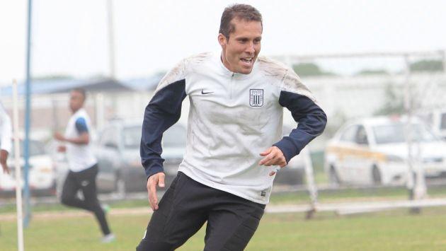 Leao Butrón aseguró que no vio el triunfo de Universitario ante Anzoátegui de Venezuela. (USI)