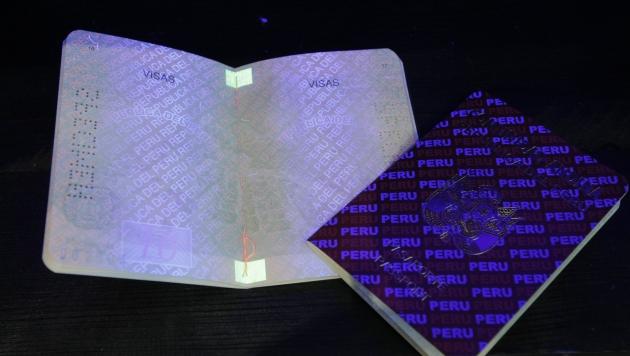 Pasaportes electrónicos estarán listos en diciembre. (David Vexelman)