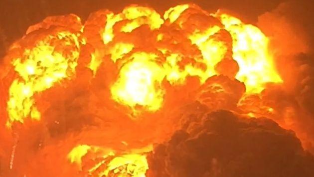 YouTube: Estos son los videos más impactantes de las explosiones ...