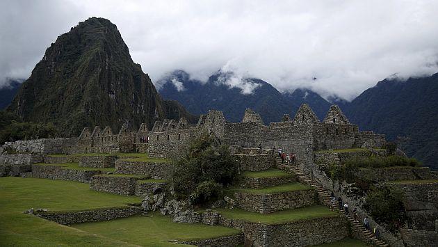 uspenden el ingreso a Machu Picchu y Wayna Picchu por mantenimiento en Cusco. (Reuters)
