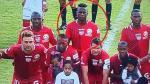 'Max Barrios' dejó atrás escándalo y debutó en la Copa Sudamericana 2015 - Noticias de max barrios