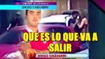 ¿Qué dijo Diego Chávarri sobre el 'ampay' con Melissa Klug? - Noticias de katty garcia