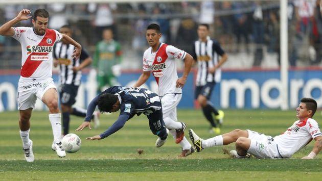 Hablaron los protagonistas del empate entre Alianza Lima y Deportivo Municipal. (Luis Gonzales/Perú21)
