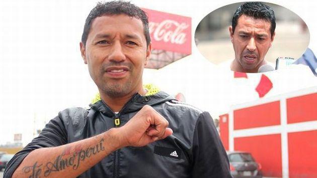 Roberto Palacios señaló que no hizo nada malo al revelar intimidades. (USI)