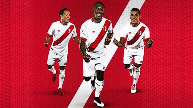 Selección peruana cambió de marca. (Difusión)