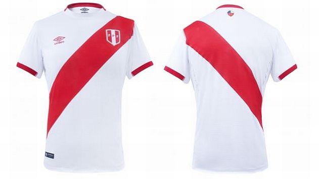 Selección peruana: Conoce la nueva camiseta que se usará par
