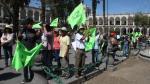 Tía María: Antimineros anuncian marcha contra proyecto para el 23 de setiembre - Noticias de perumin