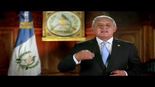Guatemala: Otto Pérez se niega a renunciar pese a estar envuelto en escándalo de corrupción