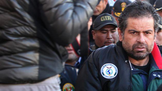Martín Belaunde Lossio simuló contrato para justificar S/.1.5 millones