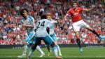 Newcastle frenó buen inicio del Manchester United en la Premier League y le arrancó un empate 0-0 - Noticias de david villa