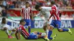 Real Madrid empató 0-0 en su visita al Sporting de Gijón por la Liga española - Noticias de omar mascarell