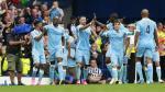 Manchester City ganó 2-0 al Everton y sigue de líder en la Premier League - Noticias de samir nasri