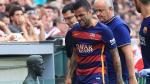 Barcelona: Dani Alves se ausentaría un mes por lesión, según prensa española - Noticias de sergio busquets
