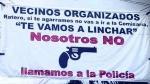 Huancayo: Vecinos amenazan tomar justicia con sus propias manos [Fotos]