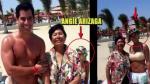 ¿Angie Arizaga olvida a Nicola Porcella con productor de 'Ven baila, quinceañera'? - Noticias de angie chavez