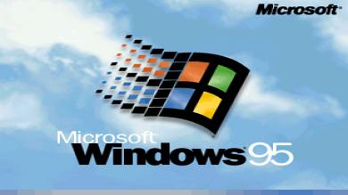 Microsoft, Windows 95
