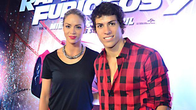 Sheyla Rojas no descartó regresar con Patricio Parodi. (USI)