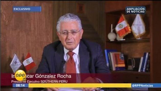 Southern Perú no se rinde con Tía María. (RPP)