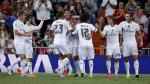 Real Madrid despertó y goleó 5-0 al Real Betis del 'Loco' Vargas