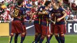 Barcelona vs. Málaga en vivo: Hora, canal y alineaciones del partido por la liga española. (EFE)