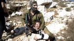 Cisjordania: Mujeres y niños evitaron brutal arresto de menor palestino. (Reuters)