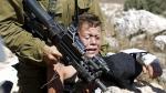 Cisjordania: Mujeres y niños evitaron brutal arresto de menor palestino [Fotos y video] - Noticias de mujer golpeada