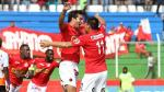Alianza Lima perdió 2-0 ante Juan Aurich en debut por el Torneo Clausura 2015 [Video] - Noticias de gustavo pacheco