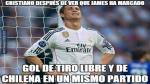 Real Madrid goleó al Real Betis (MemeDeportes)