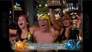 'Los Leones' se coronaron campeones por quinta vez en 'Esto es guerra'. (Captura en América Televisión)