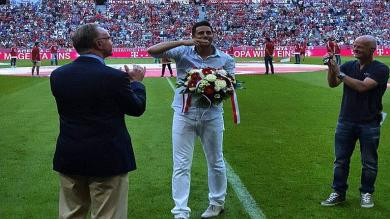 Claudio Pizarro, Bayern Munich