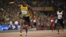 Usain Bolt, Jamaica