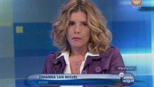 Johanna San Miguel, Esto es guerra