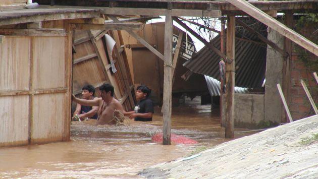 Fenómeno de El Niño persistiría hasta el 2016. (Perú21)