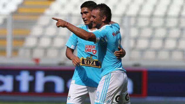 Sporting Cristal debutó con buen pie en el Torneo Apertura. (USI)