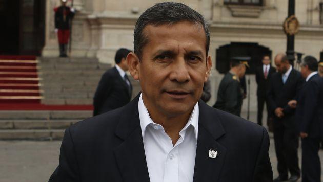 Todo queda en familia. Hermana de Ollanta Humala es dueña de 2 terrenos en el Cusco. (Roberto Cáceres)