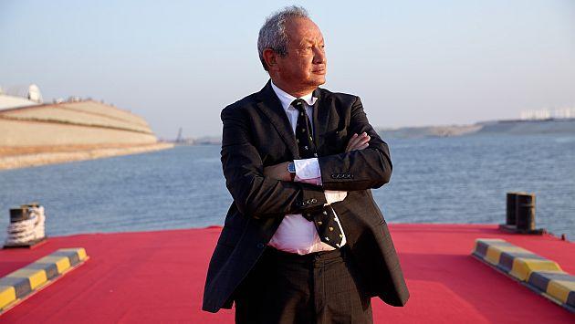 Multimillonario egipcio se ofreció a comprar isla y darle refugio temporal a sirios (Bloomberg).