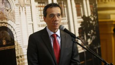 Ministro de Economía, Alonso Segura