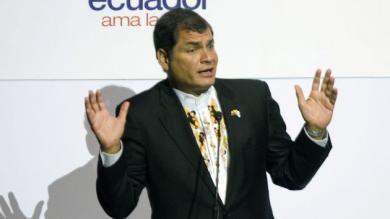 Ecuador, Rafael Ecuador