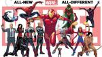 Cambios en el universo Marvel: Hulk es asiático, Thor es mujer y aparecen muchas arañas - Noticias de hombre arana