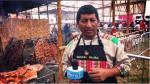 Mistura: Conoce al 'contador' que conquista Lima con su chancho al palo [Video] - Noticias de mil