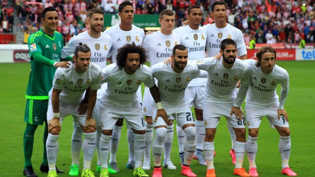 Real Madrid Vs Shakhtar Donetsk En Vivo Hora Canal Y