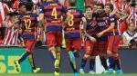 Barcelona ganó 2-1 a Atlético de Madrid por la Liga española [Fotos y video] - Noticias de jackson martinez