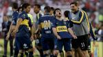 Boca Juniors venció 1-0 a River Plate y es líder del fútbol argentino [Fotos y video] - Noticias de fernando gago