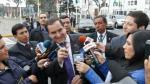 """Luis Iberico: """"Sería bueno que desde el gobierno se de tranquilidad al país"""" - Noticias de rossana cueva"""