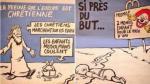 Charlie Hebdo genera otra polémica: Ahora hace sátira de la muerte de Aylan Kurdi - Noticias de muere ahogado