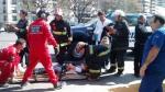 Iván Zamorano y su esposa sufrieron accidente de tránsito en Buenos Aires [Fotos] - Noticias de ivan zamorano